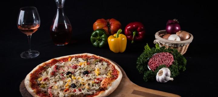 Pizza Boeuf