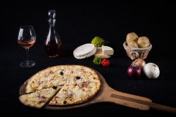 Pizza Reblochon